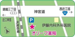 店舗所在マップ